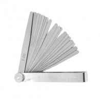 Луфтомер FORCE 0.05-1.0мм, L=100мм, 20 пластини, стомана