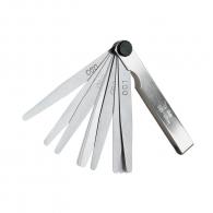 Луфтомер UNIOR 0.05-0.5мм/L=100мм 8части, неръждаема стомана