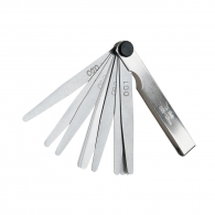 Луфтомер UNIOR 0.05-1.0мм/L=100мм 13части, неръждаема стомана