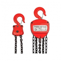 Макара полиспасна верижна RAIDER RD-CB01 1t 3м, 6мм - двойна верига