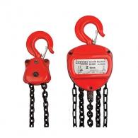 Макара полиспасна верижна RAIDER RD-CB02 2t 3м, 6мм - двойна верига