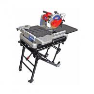 Машина за рязане на облицовъчни материали Montolit TORNADO 970T, 1800W, 4300об/мин, ф250x25.4мм
