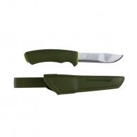 Нож MORA Bushcraft Forest, в калъф, неръждаема стомана