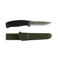 Нож MORA Companion MG, в калъф, неръждаема стомана