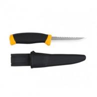 Нож MORA Fishing Comfort 898T, в калъф, неръждаема стомана