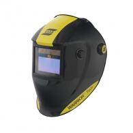 Шлем за заваряване Esab Warrior Tehc 9-13 Black, фотосоларен