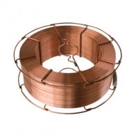 Тел заваръчна ESAB Weld G3Si1 ф0.8мм/15кг, за черна стомана, за телоподаващо устройство