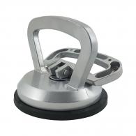 Вендуза единична за стъкло GADGET 40кг, ф120мм, алуминий