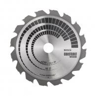 Диск с твърдосплавни пластин BOSCH CONSTRUCT WOOD 235/2.8/30 Z=16, за дървесина