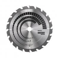 Диск с твърдосплавни пластини BOSCH CONSTRUCT WOOD 315/3.2/30 Z=20, за дървесина