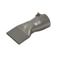 Дюза плоска права за топъл въздух HERZ ф40мм, 30B1
