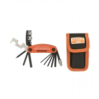 Ключове за велосипед BAHCO BKE850901 17части