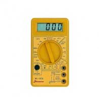 Мултиметър дигитален V&A M832, V/AC: 200-750V ±1,2%, V/DC: 0,2-1000V ±0,5%