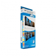 Отвертки комплект UNIOR 5части, PH, SB, трикомпонентна дръжка