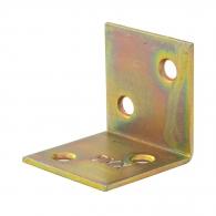 Планка DOMAX KS 3, 60х60х60x2.0мм, монтажен ъгъл, кадмирана, 20бр. в опаковка