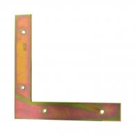 Планка DOMAX NA 1, 150х150х25x2.5мм, ъглова, кадмирана, 10бр. в опаковка