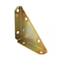 Планка триъгълна DOMAX NS 100 100х28х100х2.0мм, кадмирана, 10бр. в опаковка