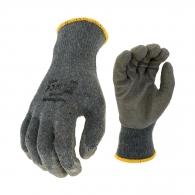 Ръкавици TOPSTRONG TS-RU002, от безшевно плетено трико, топени в латекс