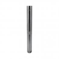 Вложка за свещ FORCE 3/8'' 20.6/250мм, дванадесетостен, CrV, с магнит, удължена