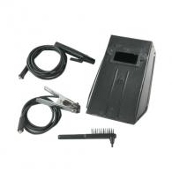 Кабели за заваръчен апарат DECA DC16 180A, 16мм2, кабел заваръчен 3.0м/заземяващ 2.0м