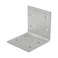 Планкa монтажен ъгъл DOMAX KSO 3 60х60х60x2.0мм, широка, поцинкована, 20бр. в опаковка