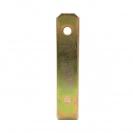 Планка DOMAX KW 5, 100х100х20x4.0мм, ъглова, кадмирана, 20бр. в опаковка - small, 127742