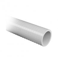 Тръба EXTE RSR 22/26мм L 2.00м, пластмасова за кофраж