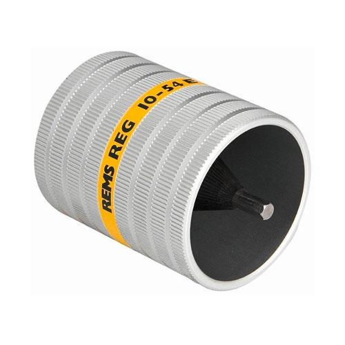 Уред за отнемане на фаска REMS REG 10-54мм, за неръждаема и други стомани, мед, месинг, алуминий, пластмаси тръби