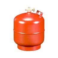 Газова бутилка за пропан-бутан KOLOS 7.2л, туристическа