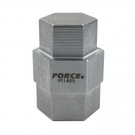Ключ за вилка FORCE 19/22/24мм, за мотор, 19мм-Yamaha, 22мм-Kawasaki, 24мм-Suzuki/Honda