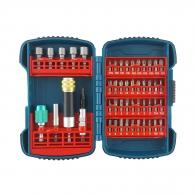 Комплект накрайници MAKITA 49части, PH, PZ, SB, TX, шестостен с магнитен държач