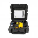 Линеен лазерен нивелир DEWALT DW088K, 2 лазерни линии, точност 3mm/10m, автоматично - small, 130740