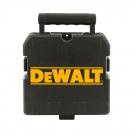 Линеен лазерен нивелир DEWALT DW088K, 2 лазерни линии, точност 3mm/10m, автоматично - small, 130741