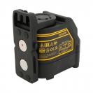 Линеен лазерен нивелир DEWALT DW088K, 2 лазерни линии, точност 3mm/10m, автоматично - small, 44647
