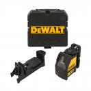Линеен лазерен нивелир DEWALT DW088K, 2 лазерни линии, точност 3mm/10m, автоматично - small, 44650