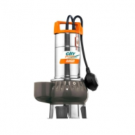 Помпа потопяема CITY PUMPS RANGER 08/35M, 600W, Q=50-250l/min, H=7.5-2m, 1 1/2