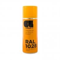 Универсален спрей-боя COSMOS LAC 400мл-жълт, №320, RAL 1018