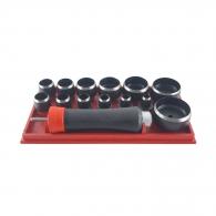 Замби комплект NAREX 10-50мм, 14бр, CrV