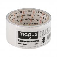 Алуминиева лента MAGUS 48мм/10м, 30 микрона, цвят сребрист