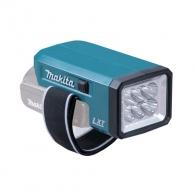 Фенер акумулаторен MAKITA BML186, 18V, Li-ion, LED, с каишка за ръката