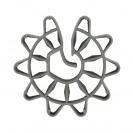Фиксатор EXTE UNI 40/6-20, кръгъл пластмасов за вертикална армировка - small, 132749