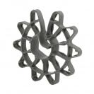 Фиксатор EXTE UNI 40/6-20, кръгъл пластмасов за вертикална армировка - small