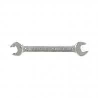Ключ гаечен FORCE 8-10мм, DIN 3113, CrV, закален, хромиран