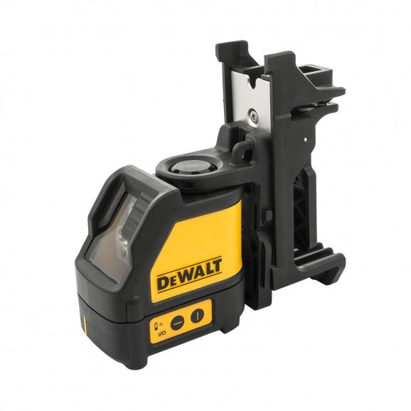 Линеен лазерен нивелир DEWALT DW088KD, 2 лазерни линии, точност 3mm/10m, автоматично