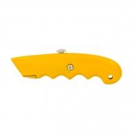 Макетен нож HARDY 18х145мм, метален корпус, с прибиращо се острие