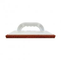 Маламашка CIRET PROF 280х140х18мм, дунапрен, пластмасова дръжка, за почистване на строителни разтвори