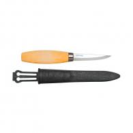 Нож резбарски MORA Erik Frost 106, с дръжка от импрегнирана бреза