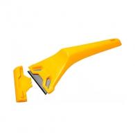 Нож за сваляне на боя STANLEY 60мм, пластмасов, 170мм дължина