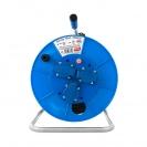 Удължител на макара TAYG 50м, 3х1.5, H05VV-F, 3 монофазни контакта, IP55 - small, 142269