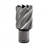 Боркоронa за магнитна бормашина JEPSON 21x30мм, за метал, HSS-Co 8%, захват Weldon 19мм